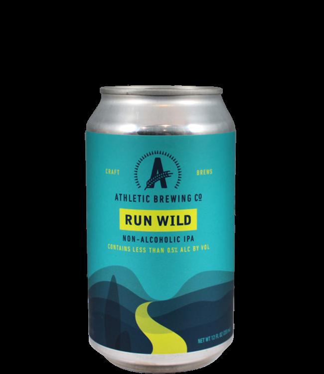 Athletic Brewing Co. Run Wild