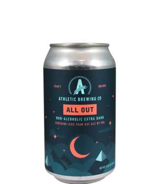 Athletic Brewing Co. All Out Stout