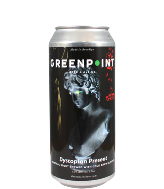 Greenpoint Beers & Ales Dystopian Present