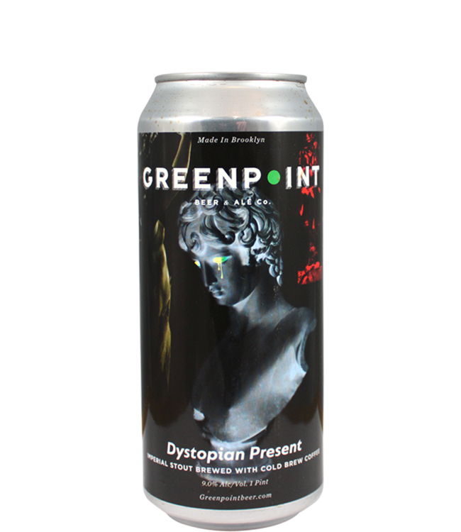 Greenpoint Beers & Ales Dystopian Present
