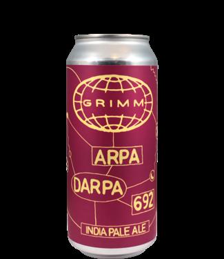 Grimm Artisanal Ales ARPA DARPA 692
