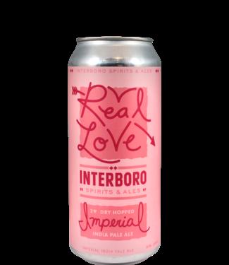 Interboro Spirits & Ales Real Love