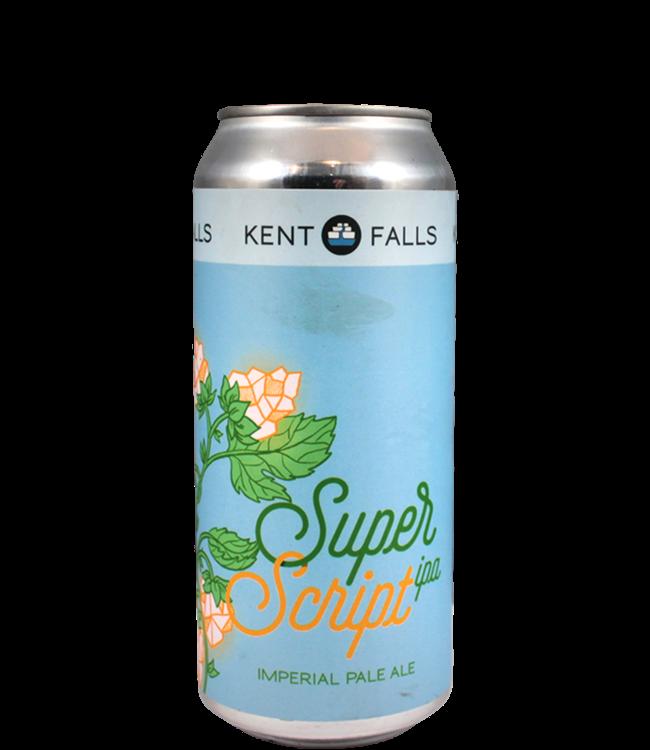 Kent Falls Brewing Superscriptᴵᴾᴬ