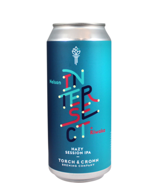 Torch & Crown Brewing Company Intersect: Nelson + Riwaka