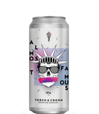 Torch & Crown Brewing Company Almost Famous