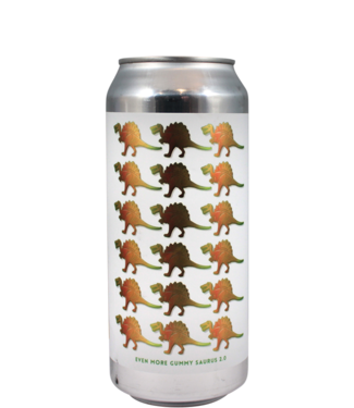 Tripping Animals Brewing Co. Even More Gummy Saurus 2.0 (Evil Twin Collab)