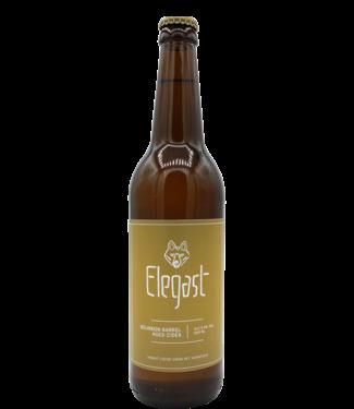 Elegast Cider Bourbon Barrel Aged Cider