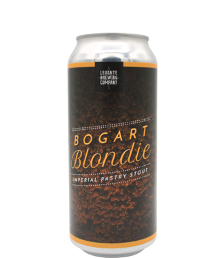 Levante Brewing Company Bogart Blondie