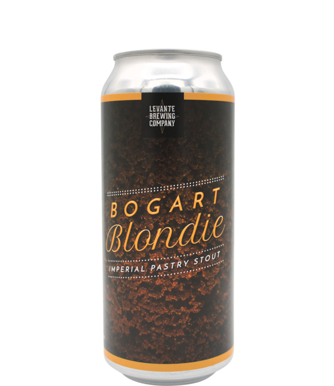 Levante Brewing Company Bogart Blondie