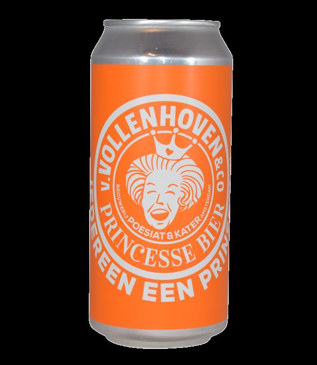 Brouwerij Poesiat & Kater van Vollenhoven Princesse Bier