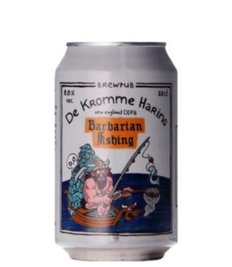 De Kromme Haring Barbarian Fishing v11