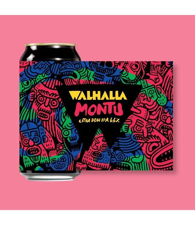 Walhalla Craft Beer Montu 2021