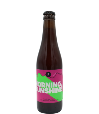 Brussels Beer Project - Morning Sunshine!