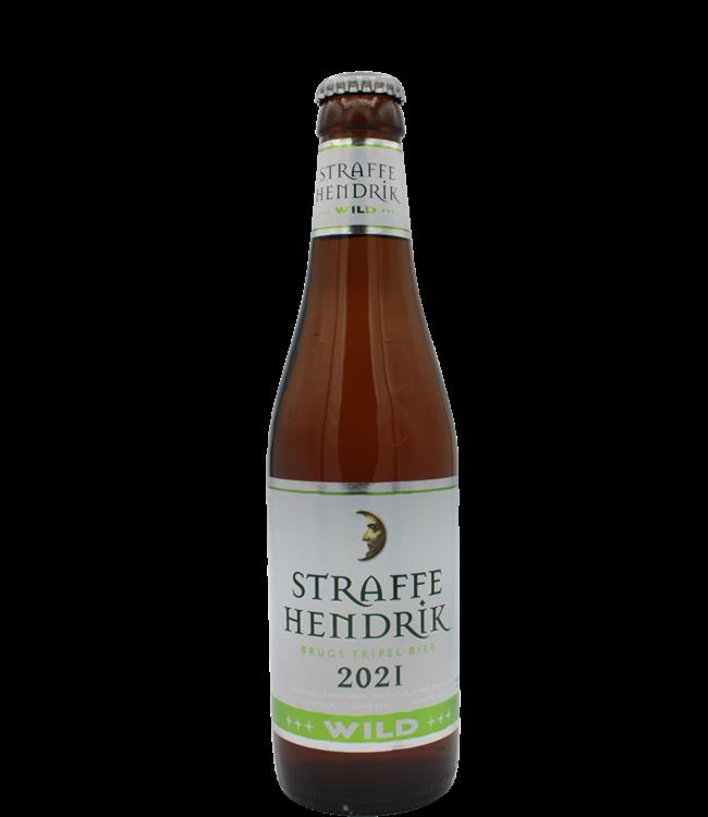 Brouwerij De Halve Maan Straffe Hendrik Wild 2021