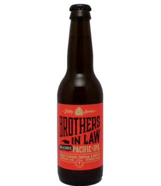 Brothers in Law Brewing Non Alcohol Pacific IPA