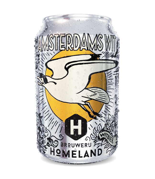 Brouwerij Homeland Amsterdams Wit