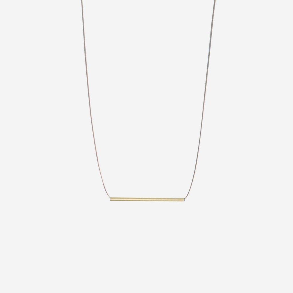 Zand-erover Zand-erover necklace tube