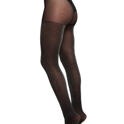 Swedish Stockings Swedish Stockings Lisa lurex rib
