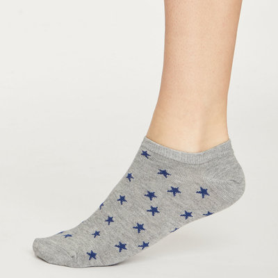 Thought Thought Starry trainer mid grey marle