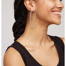 People Tree People Tree Rectangle Earrings