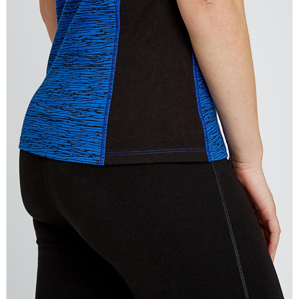 People Tree Yoga abstract Vest