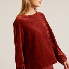 Lanius LANIUS Nicki-langarm-shirt gots