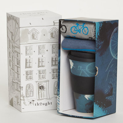 Thought Thought bamboo cup gift box