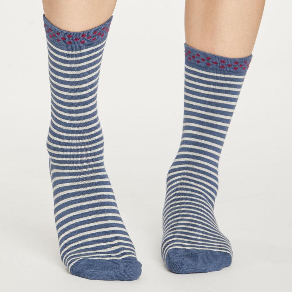 Thought Thought Hedda Stripe Socks