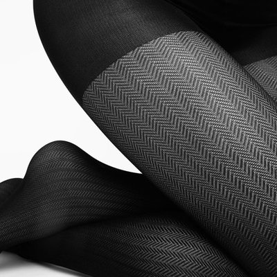 Swedish Stockings Nina fishbone tights