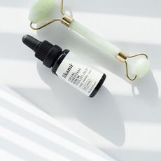 LIKAMI likami facial essential serum + stone roller