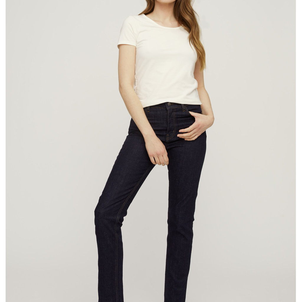 People Tree People Tree Heather slim fit jeans