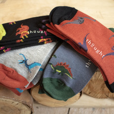 Thought Thought Cretaceous socks
