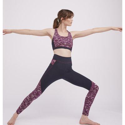 People Tree Yoga abstract leggings