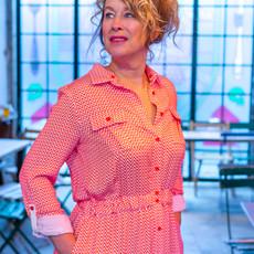 Mon Col Janet dress