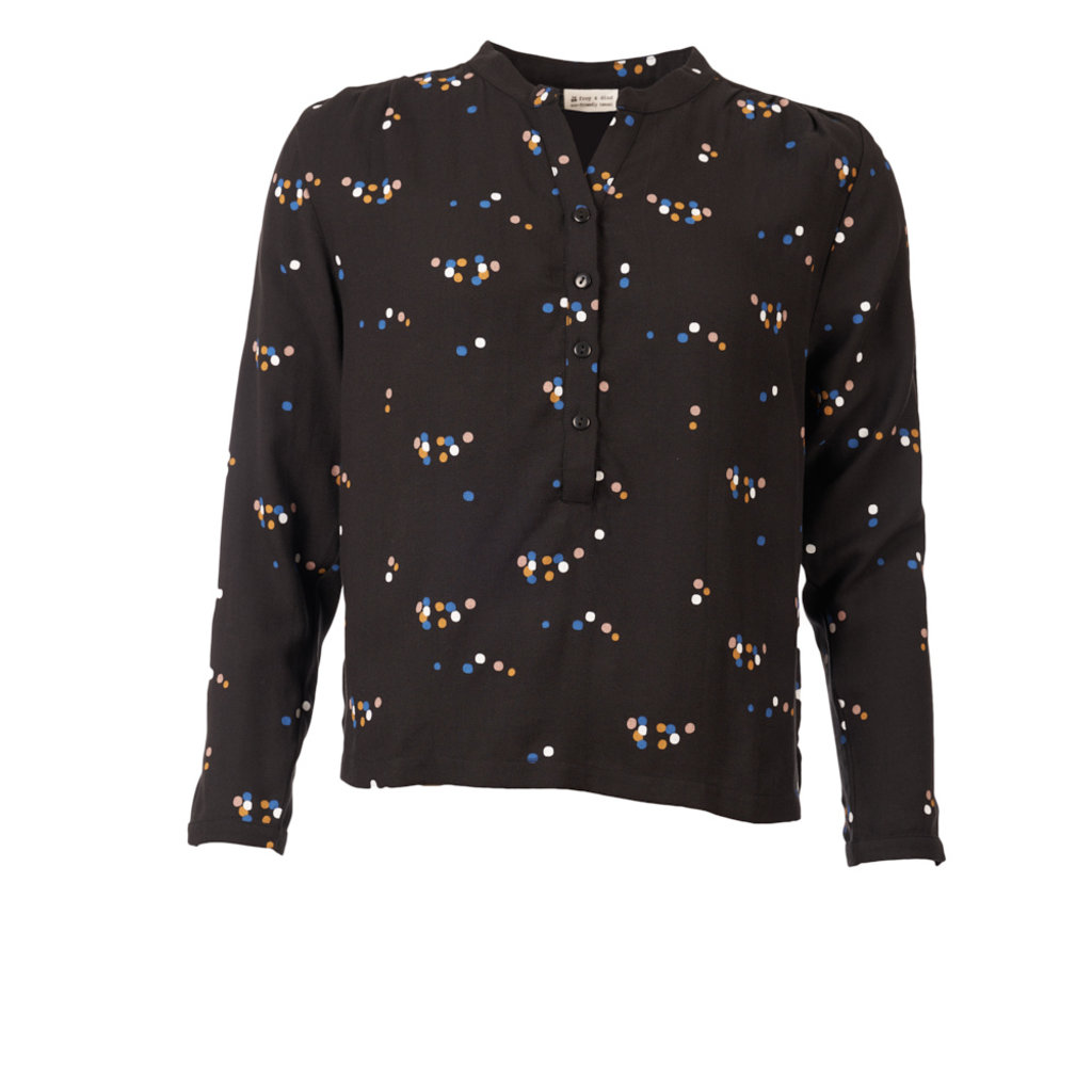 Froy & Dind Froy & Dind Shirt Loulou dots