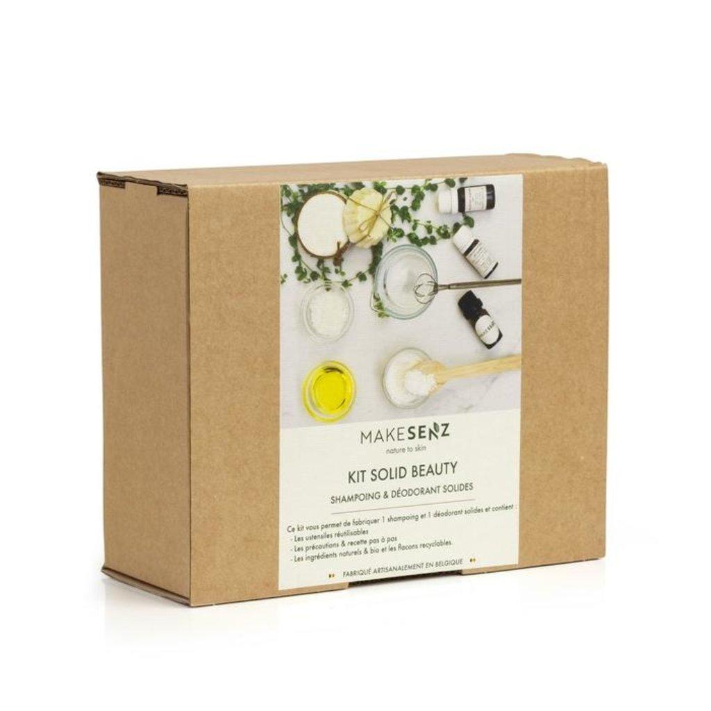 Makesenz Makesenz Kit cosmétique Solid Beauty