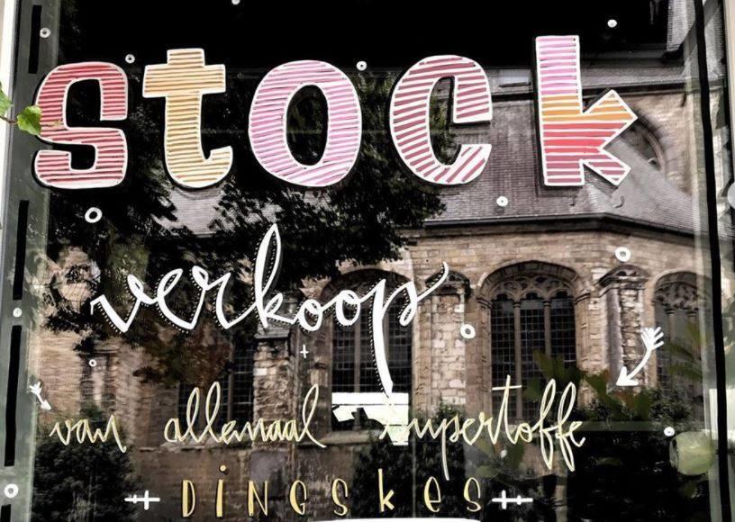 Een leuke faire najaarsoutfit kopen met een styliste of tijdens de stockverkoop!