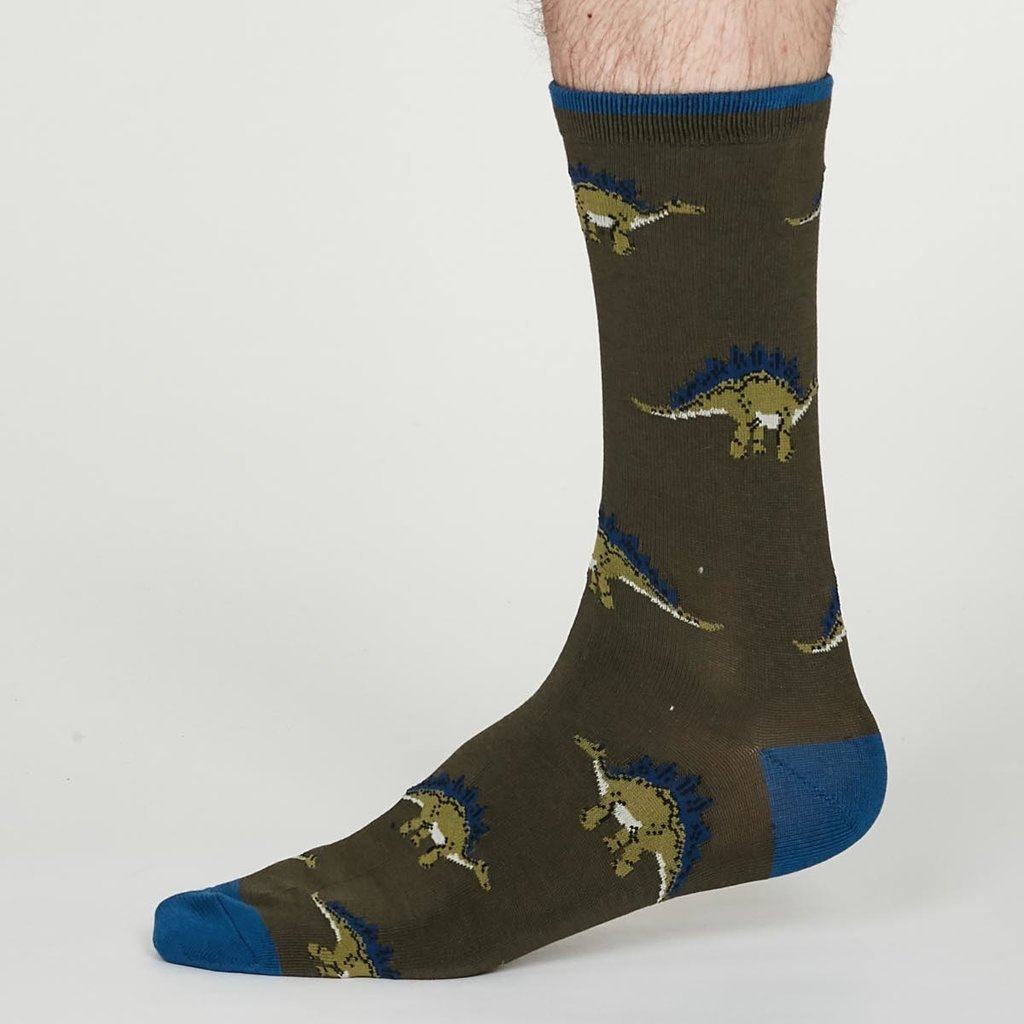 Thought Thought Extinct sock box