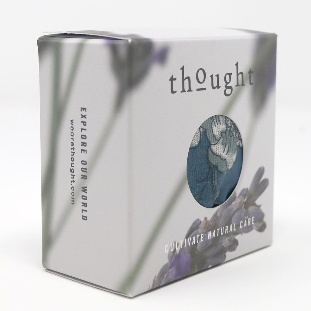 Thought Thought Ellis Organic Cotton Lavender Bag Pack