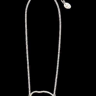 People Tree Ellipse Necklace