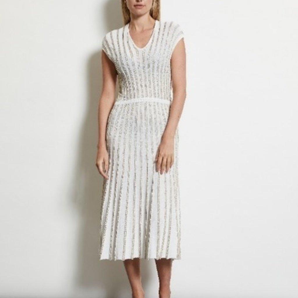Lasalle LaSalle capsleeve dress