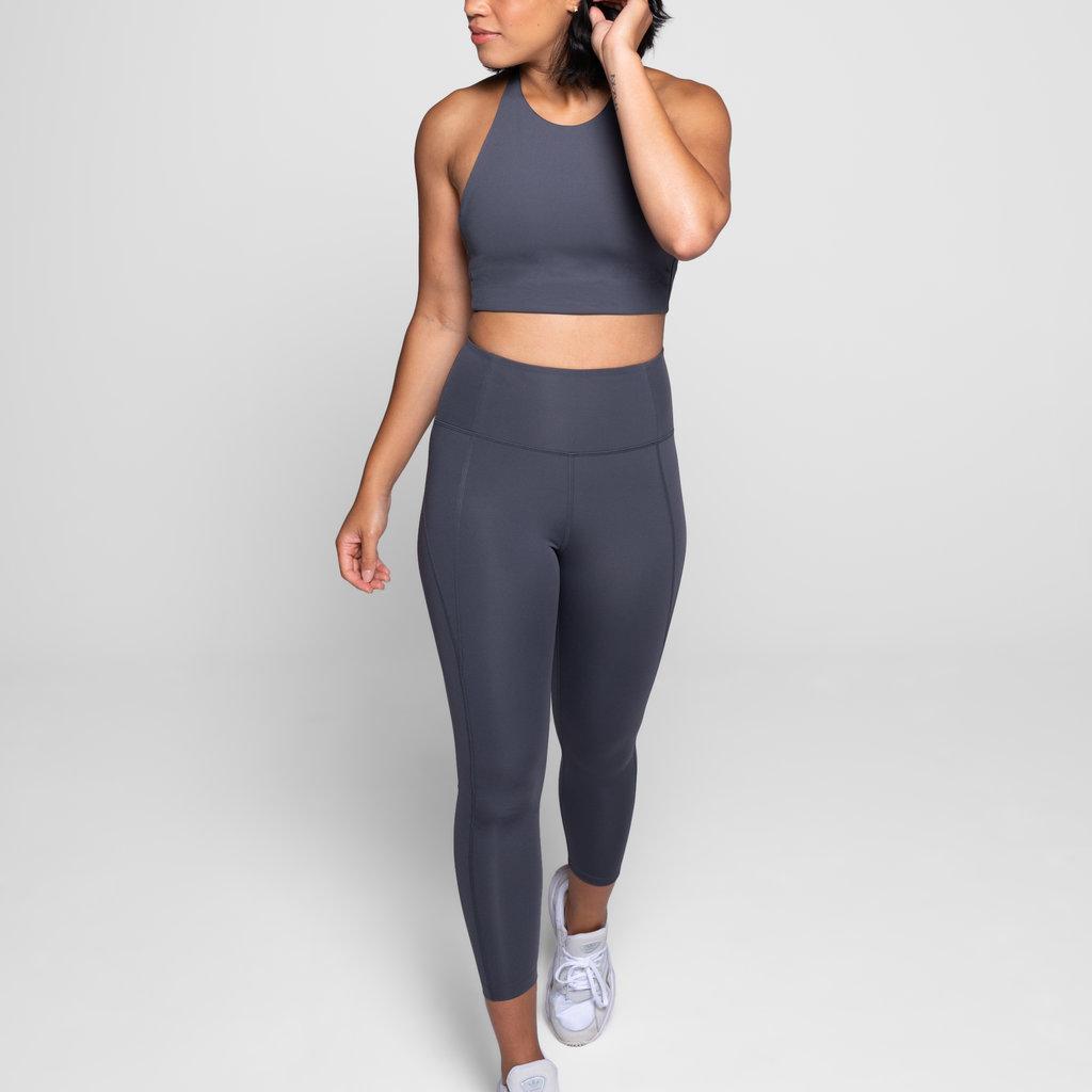 Girlfriend Collective Compressive high-rise legging 7/8