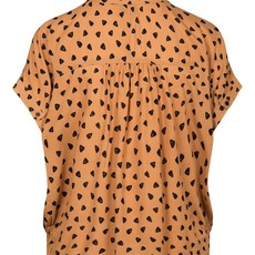 ZILCH Zilch blouse wide camel