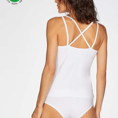 Thought Thought The essential organic cotton cami white