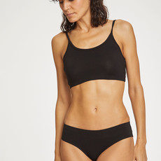 Thought Thought The essential organic cotton bikini briefs black