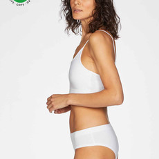 Thought Thought The essential organic cotton bikini briefs white