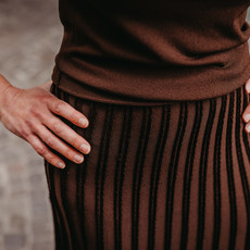 Lasalle LaSalle Knitted skirt