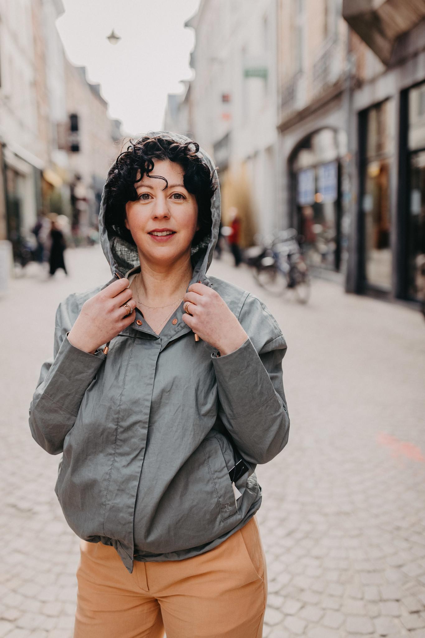 Duurzame regenjassen in Leuven LangerChen Ecofashion en fair fashion