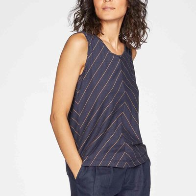 Thought Thought Cecilia vest top