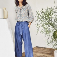 Thought Thought Esther Tie Waist Culotte